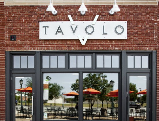 Tavolo V in the Delmar Loop. - JENNIFER SILVERBERG