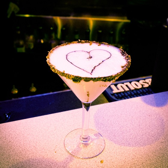 Wouldn't you just LOVE an Almond Joy martini? - ALISSA NELSON