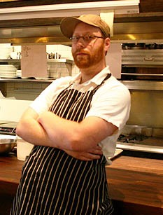 Nate Hereford of Niche went to the Oregon Culinary Institute in Portland, Oregon. - KATIE MOULTON