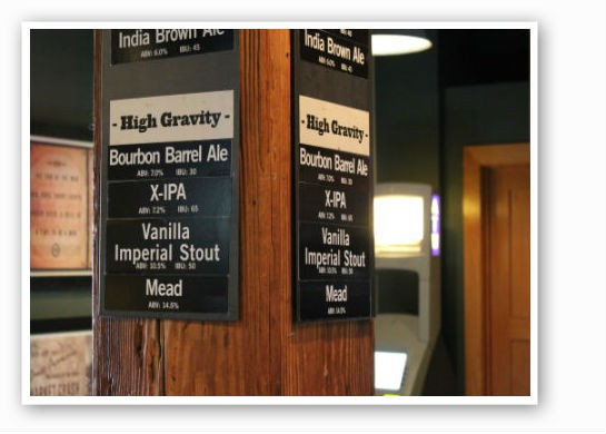 New addition to the tap list. | Pat Kohm