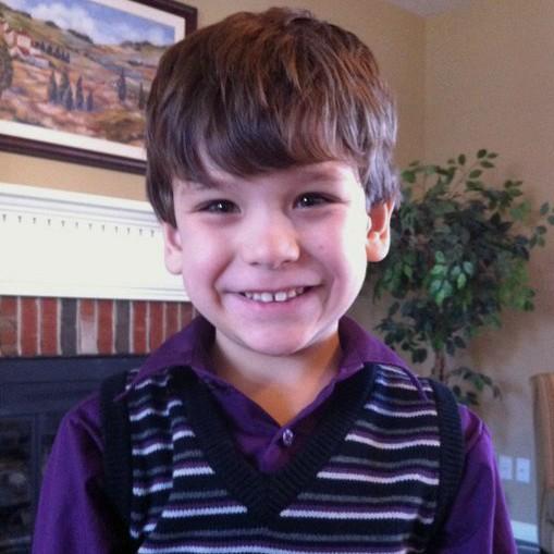 Meet Bennett, the kid who only eats cheese. - HOLLY FANN