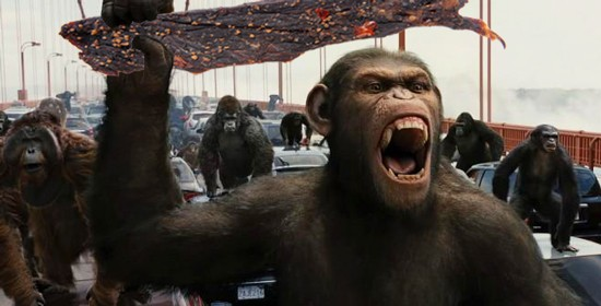 Those Jack Link's lovers can keep messin' with Sasquatch, but the apes will harness the power of jerky!