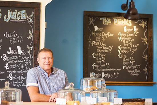Co-owner Paul Whitsitt.