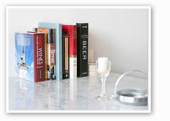 Olio's got a shelf full of inspiration | Jennifer Silverberg