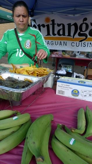 Carmen Rivera and the Nicaraguan food of Fritanga.