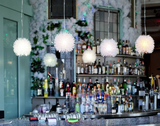 Grab a drink at Plush's lush bar. - JENNIFER SILVERBERG