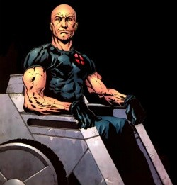 Yes, we were attached to the bald, paraplegic Xavier; but dammit, young Professor X charmed us. - IMAGE VIA