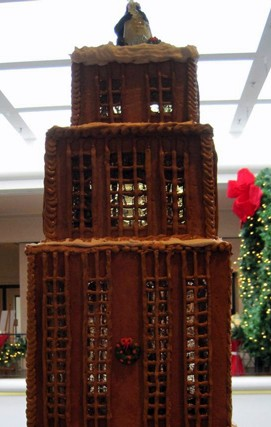 """Empire State Building,"" by Jaleen Neumann of Cakes by Jaleen - ROBIN WHEELER"