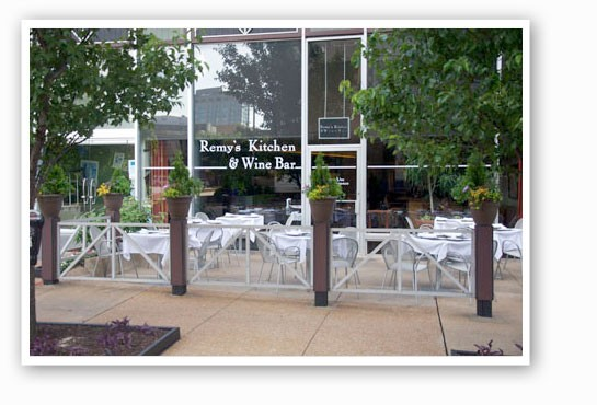 Remy's in Clayton. | Tara Mahadevan