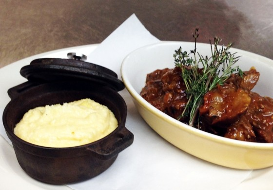 Nani's Rustida Italian Stew | photo courtesy of the Block