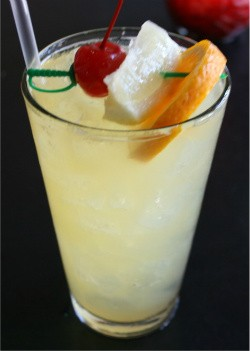 The fantastically fruity White Sangria - CHRISSY WILMES