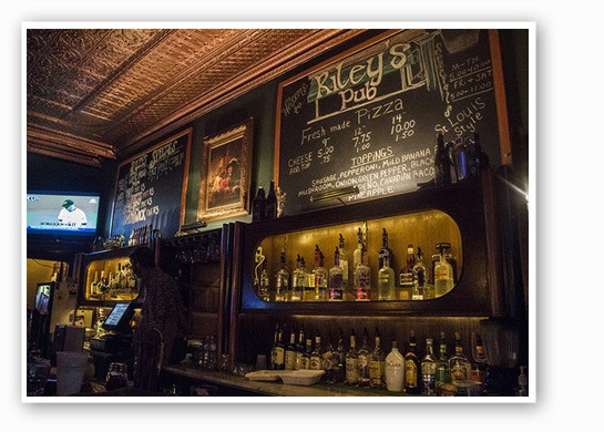 Riley's Pub.   Mabel Suen