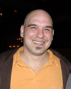 Michael Symon, host of Food Feuds - IMAGE VIA