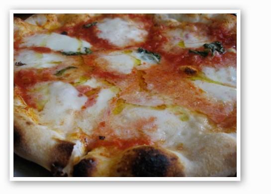 Pizza Margherita. | Arnold Gatilao