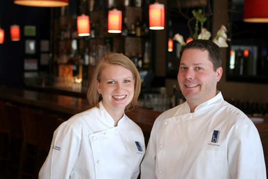 Megan and Colby Garrelts of Bluestem in Kansas City | Courtesy: Estes Public Relations