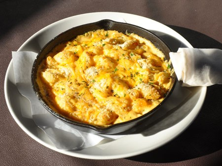 Baked mac & cheese at the Block. | Tara Mahadevan