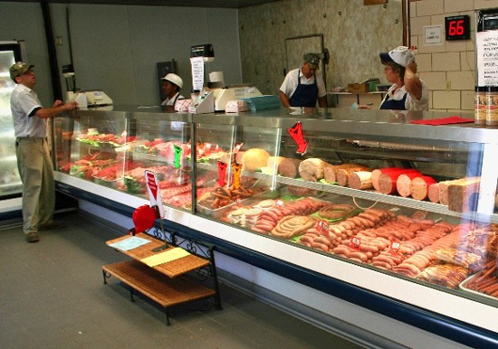 Wenneman Meat Market has been a mainstay behind the local restaurant scene. - WWW.WENNEMAN.COM