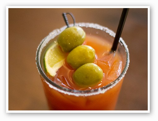 The Horseradish Festival features a bloody mary contest | Mabel Suen