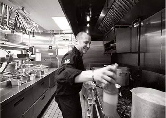 Chef Ivy Magruder of Gamlin Whiskey House | Jennifer Silverberg