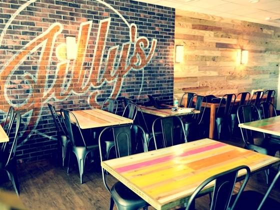 JILLY'S CUPCAKE BAR AND CAFE   SARA GRAHAM