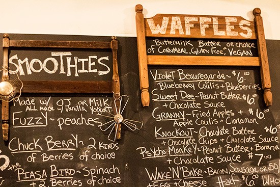 More sweet options on the menu at Melt.