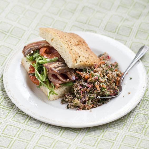 "Plush, ""Best Breakfast with a Hangover"" - JENNIFER SILVERBERG"