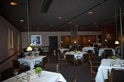Tony's bidding adieu to this dining room?