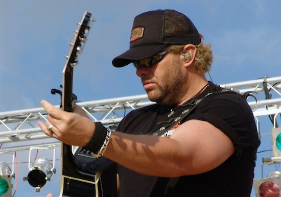 Toby Keith: Coming soon to St. Louis? - IMAGE VIA
