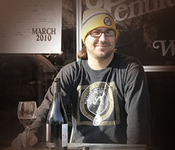 Derek Flieg, former Riddle's manager and partner in Three Kings Public House - TOM CARLSON