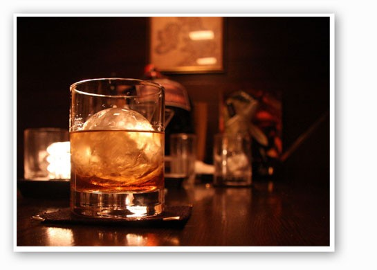 Whiskey bars are all the rage. | Joshua Rappeneker