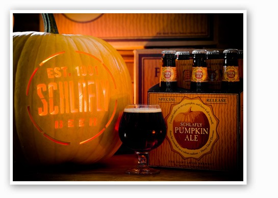 Schlafly's pumpkin entry. | J. Pollack Photography for Schlafly