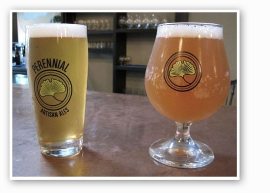 Sip some Perennial brews at STL Hops' anniversary party. | Sarah Baraba