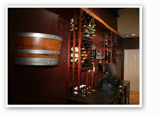 A selection of wines at Pairings. | Dave Pollmann