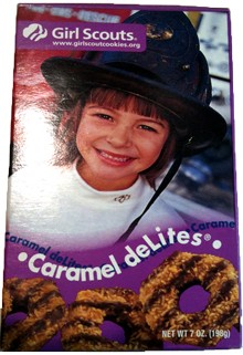 Girl Scout Cookies Make Us Want to Puke -- Episode 2: Caramel deLites ...