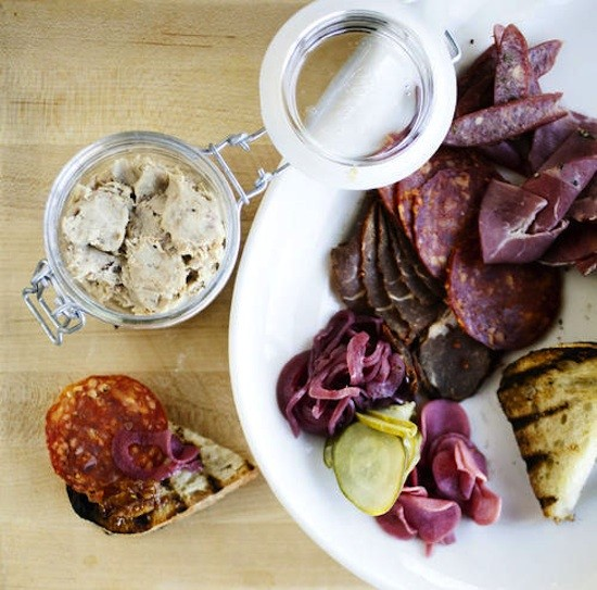 House-cured meats at The Block in Webster Groves - JENNIFER SILVERBERG