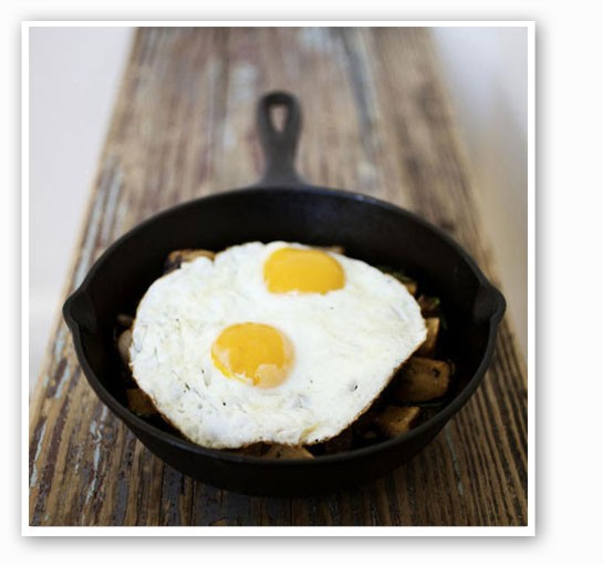 The most important meal of the day. | Jennifer Silverberg