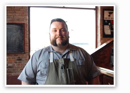 Chef Rick Lewis of Quincy Street Bistro. | Cheryl Baehr