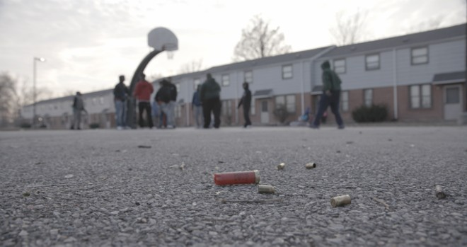 'Give Us This Day' follows six people, connected by the violence of East St. Louis. - COURTESY FILMMAKERS