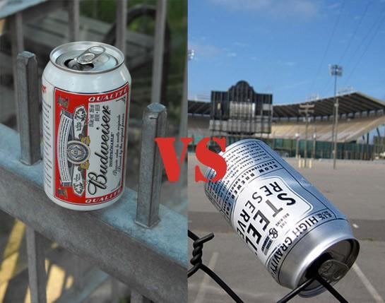 Guess what? Budweiser isn't the most dangerous. | Meddy Garnet, Ross Catrow