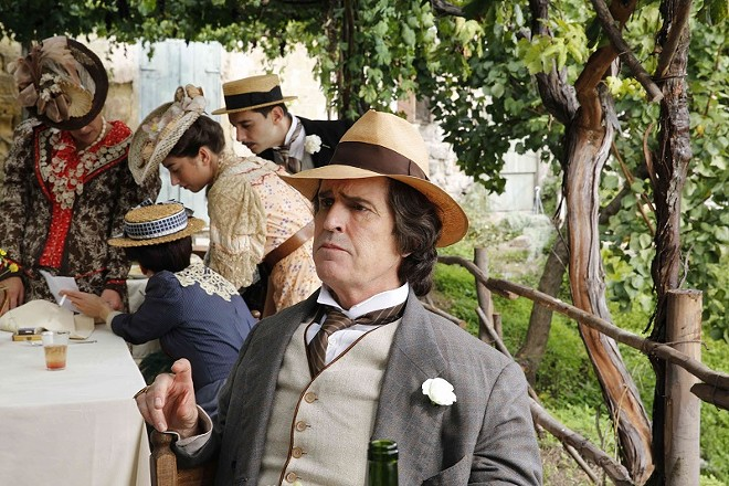 Rupert Everett (pictured) immerses himself in the character of Wilde, not the caricature. - WILHELM MOSER, COURTESY OF SONY PICTURES CLASSICS