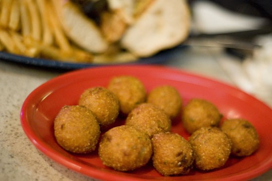 Hush puppies - KHOLOOD EID