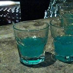 """Han Tran's """"Han Bomb"""" shot at Bar Napoli. - KAITLIN STEINBERG"""