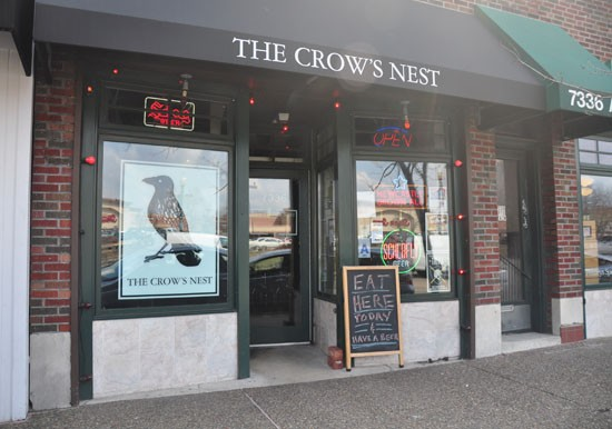 The Crow's Nest - TARA MAHADEVAN