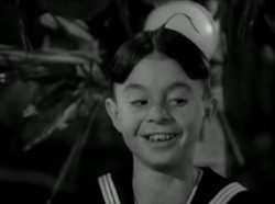Even Alfalfa is smiling about yesterday's ruling on alfalfa. - IMAGE VIA