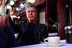 Anthony Bourdain - PHOTO: THE TRAVEL CHANNEL