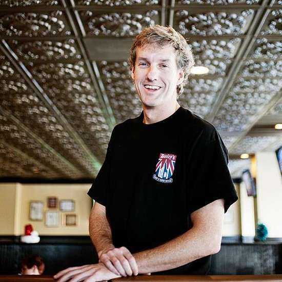 At Dooley's Beef n Brew House, Sean Dooley's continues the tradition his father, Alex, began with Dooley's Ltd. - JENNIFER SILVERBERG