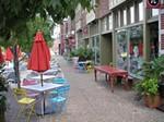 Pi's patio - PHOTO BY IAN FROEB