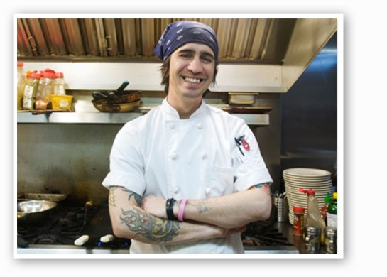 Chef Jaxon Noon is teaming up with Mike McLaughlin for the first time since the Bleeding Deacon for Blind Tiger. | Jennifer Silverberg