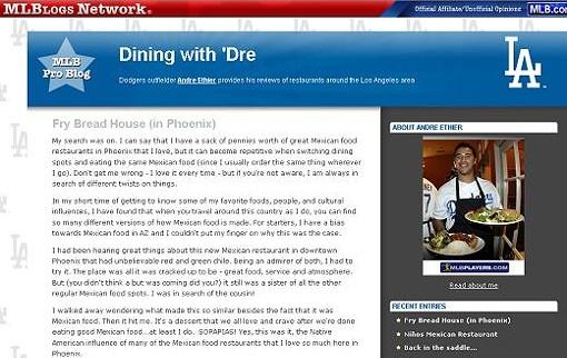 DININGWITHDRE.MLBLOGS.COM