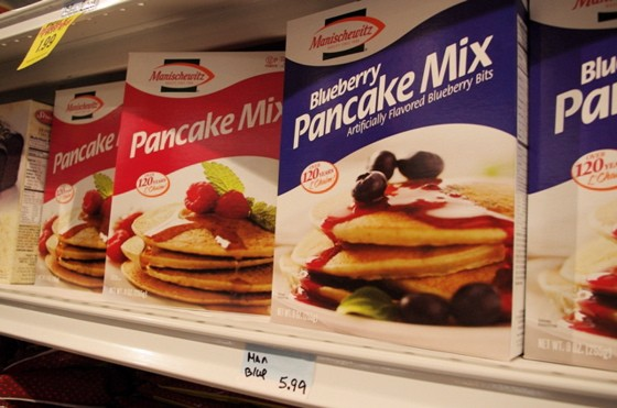 No more gummy kosher breakfast cereal, crank up the griddle! - ALISSA NELSON